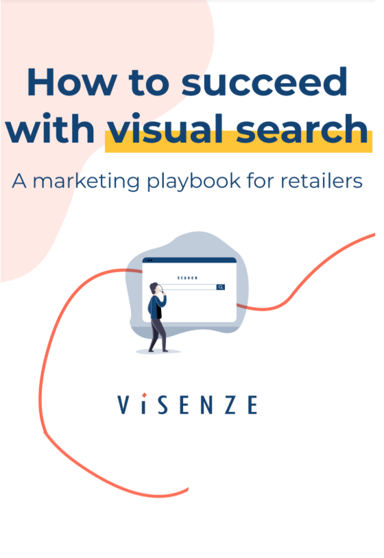 Succeeding with visual search Image