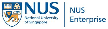 VISenze NUS Enterprise Partner Logo