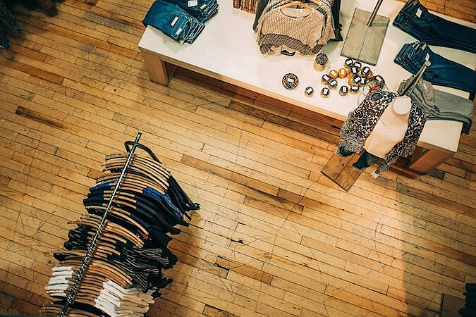 brick and mortar online shopping artificial intelligence